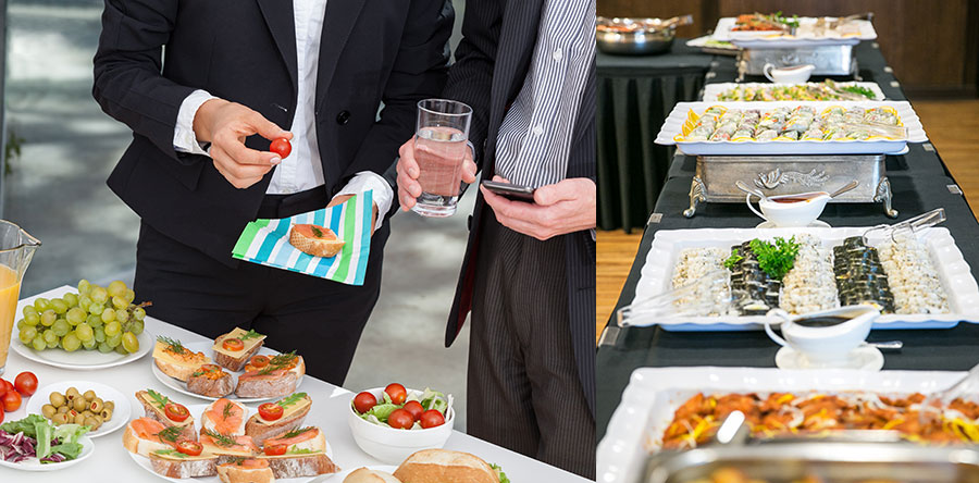 Corporate Catering In Los Angeles