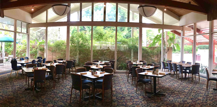 UCLA Restaurant