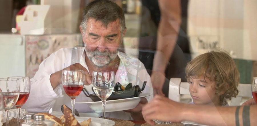 The best Westwood restaurant is Delphi Greek